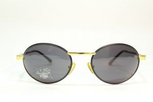 Gafas de sol vintage estilo redondas