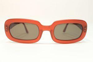 Gafas de sol estilo cuadrado vintage