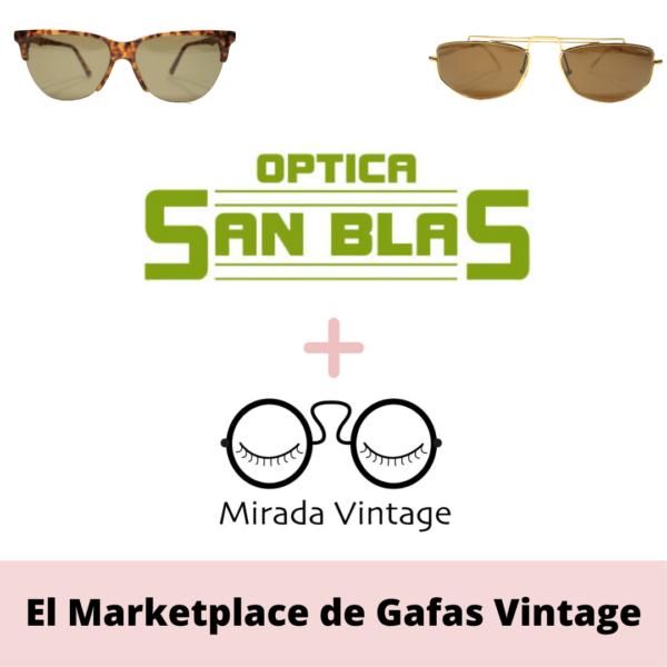 Óptica San Blas Gafas Vintage
